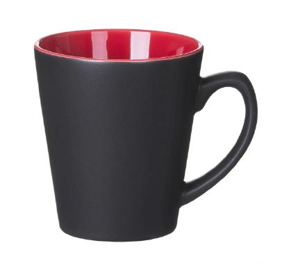 V-shape Czerwony