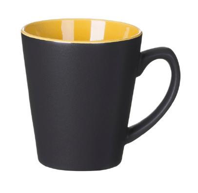 V-shape Żółty